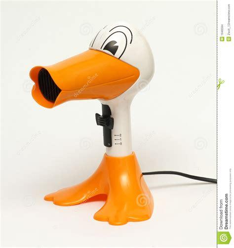 Hair Dryer Duck hair dryer duck stock images image 1940594