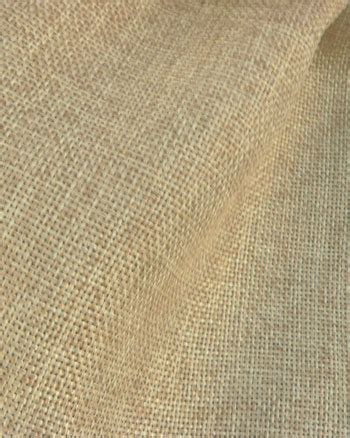 Linen Upholstery Fabric by Vintage Linen Burlap Light Gold Discount