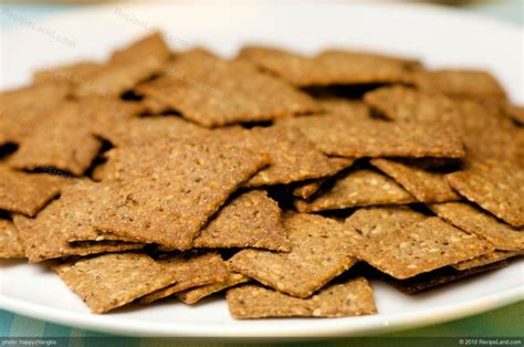 5 whole grains whole grain 5 seed crackers recipe