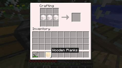 how to craft a bed in minecraft minecraft how to make a bed 1 8 1 youtube