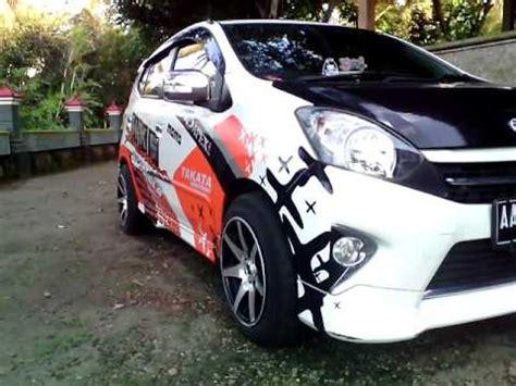 Modif Interior Agya by Modifikasi Agya Trd Modifikasi Mobil Toyota Agya Terbaru