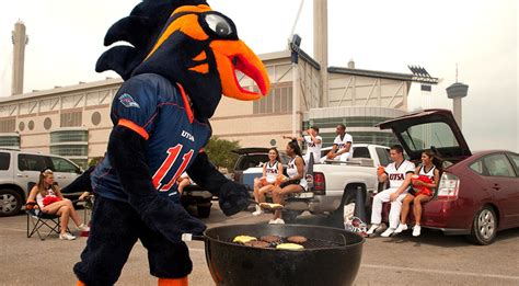 football without tailgating utsa sombrilla summer 2011