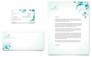 orthodontist business card amp letterhead template word