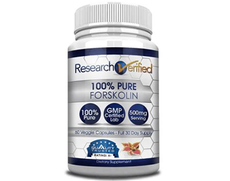 Research Verified Colon Detox Cleanse by Research Verified Forskolin Review Does This Product