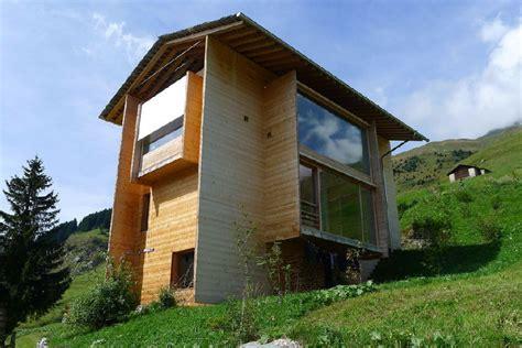Annalisa Zumthor by Annalisa And Zumthor S Timber Houses Architekturb 252 Ro