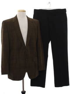 mens 1960's suits at rustyzipper.com vintage clothing