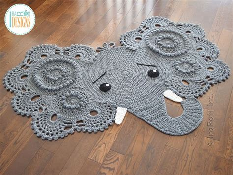 Elephant Rug Crochet Tutorial by 3912 Best Clever Crafts Images On Knitting