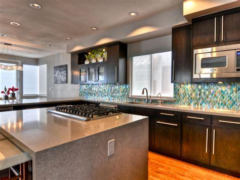 range in island kitchen open concept modern kitchen shirry dolgin hgtv