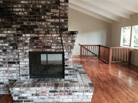 hometalk i m needing recommendations for trendy home hometalk brick fireplace update ideas