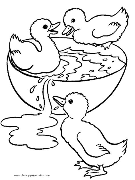 free printable coloring pages of ducks three little ducklings color page free printable coloring