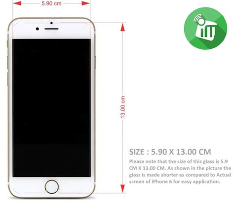 mocoll 9h tempered glass screen iphone 6 plus and 6s plus
