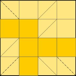 Origami Seamless Cube - diagrami seamless cubes