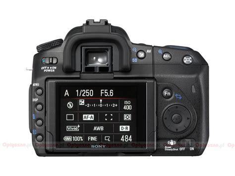 Kamera Sony Dslr A300 sony alpha dslr a300 optyczne pl