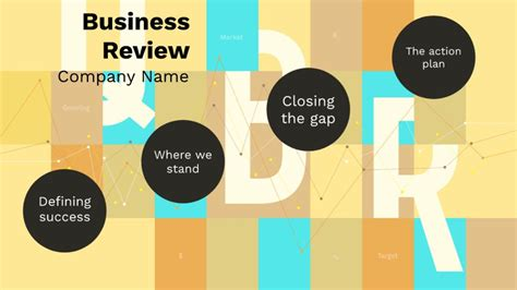 Quarterly Business Review Free Prezi Next Template Prezibase Quarterly Review Template