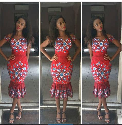 short ankara gowns debonke house of fashion simple ankara short gown for