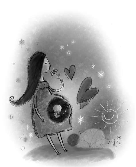 imagenes animadas embarazo pin embarazo no deseado dibujo de una mujer triste por