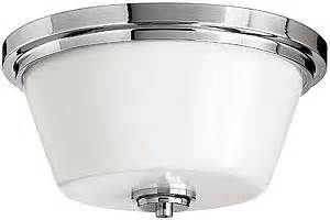 Avon Flush Mount Bathroom Ceiling Light by Avon Flush Mount Ceiling Light With Etched Opal Glass House Of Antique Hardware