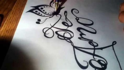 imagenes de tatuajes que digan te amo manueldedios tattoo graffiti dibujos te amo youtube
