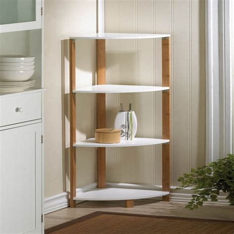Bamboo Corner Shelf by New Bamboo Corner Shelf Ad 4310790 Addoway