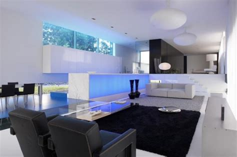 extravagant ultra modern house lofthouse  luc binst