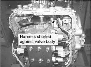 2002 hyundai auto trans shift solenoid simply the tcm engine light