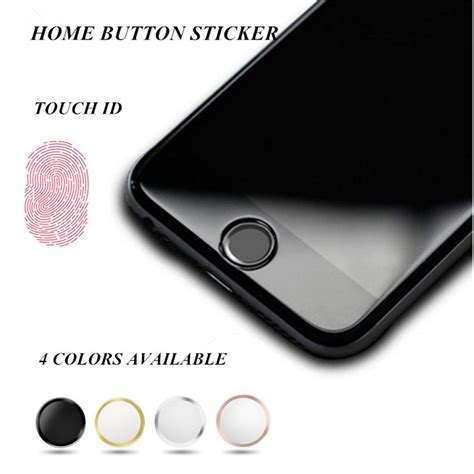 Home Button Protector For Iphone 7 Iphone 7 Plus kupuj wyprzeda蠑owe iphone buttons od chi蜆skich iphone buttons hurtownik 243 w aliexpress