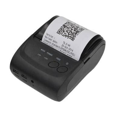 Mobile Mini Printer Bluetooth Eppos Epp200 1 jual eppos ep5802ai bluetooth mini printer harga