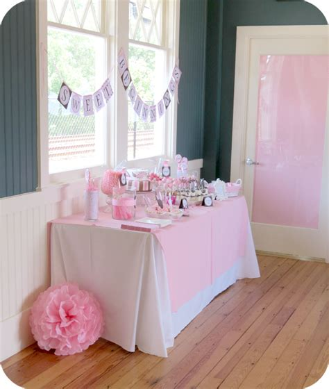 Come With Me Baby Shower Menu Dessert by Sweet Beginnings Baby Shower