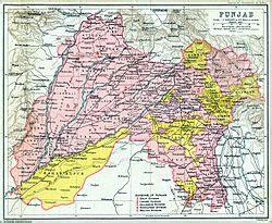 punjab province (british india) wikipedia