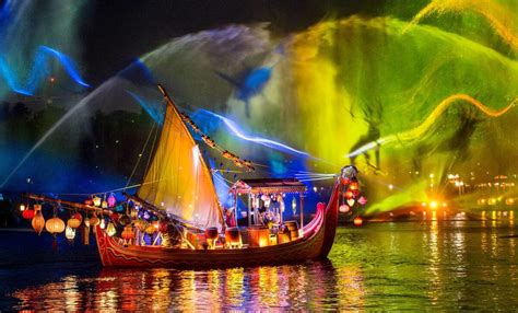 lights on the river review quot rivers of light quot successfully adds artistry as
