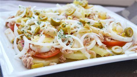 recetas para el verano de cocina ensalada de verano recetas de cocina youtube