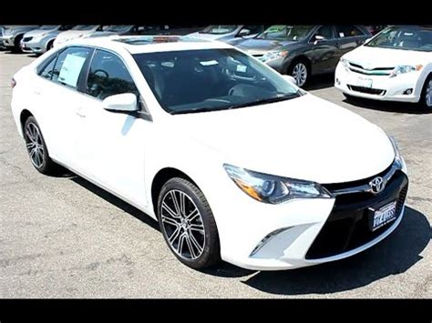 2016 toyota camry se special edition los angeles best