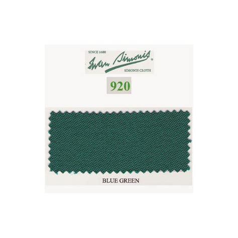 Tapis Billard Simonis by Kit Tapis Simonis 920 7ft Blue Green Jeux Bmv