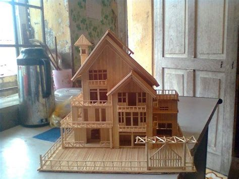toothpick house plans best 25 toothpick crafts ideas on pinterest gods eye beach fairy garden and