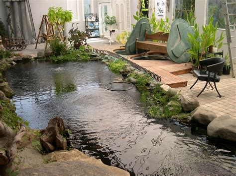backyard fish pond ideas 7 most breathtaking koi fish ponds qnud