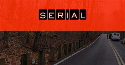 what is serial season one serial