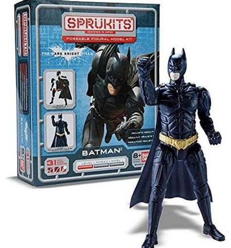 48 Figure One Batman Mokit Thousand plastic model figures