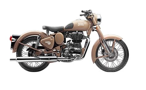 Royal Enfield Classic Desert Storm Price, Mileage, Review