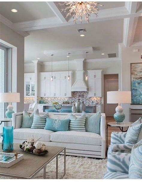 baby blue living room 75 chic living room decorating ideas and arrangements