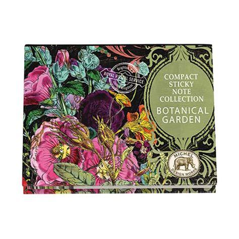 Folio Garden by Michel Design Works Sticky Note Folio Botanical Garden