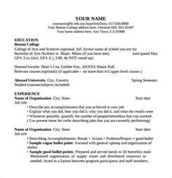 Current College Student Resume Sle by Doc 25002785 College Graduate Resume Excellent Resume For Recent Grad Business Insider 90