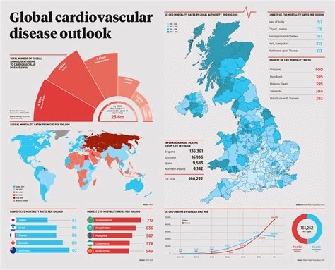Best Smart Products Global Cardiovascular Disease Infographic Raconteur Net