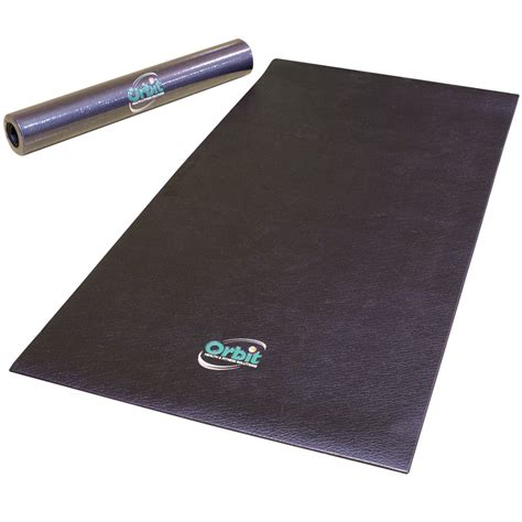 Treadmill Floor Mat by Orbit Treadmill Floor Protection Mat M3672 Orbit Fitness Perth Wa
