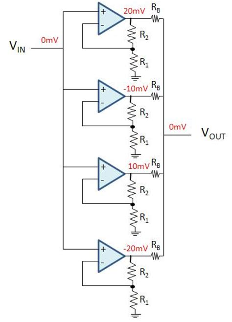 johnson noise resistors in parallel solutions paralleling lifiers improves signal to noise performance