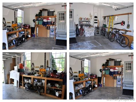 how to organize the garage 10 inexpensive tips to organize the garage