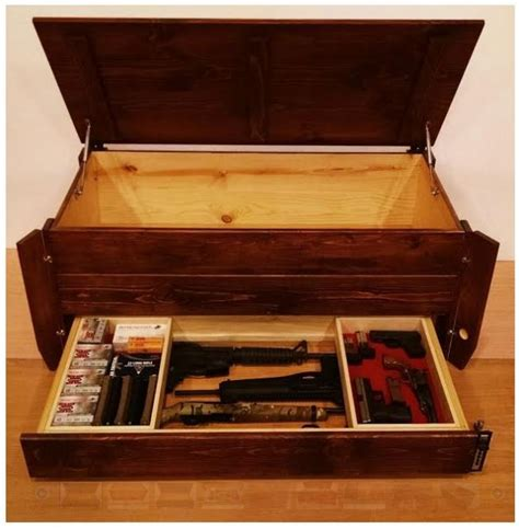 New Jersey Concealment Furniture by Business Innovation Hides Valuables In Plain Sight