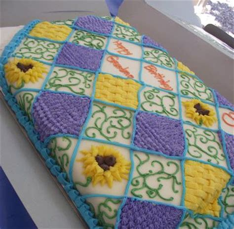 Of Cake Quilt by Quilt Cake Http Deleeciouscakes Deleecious Cakes