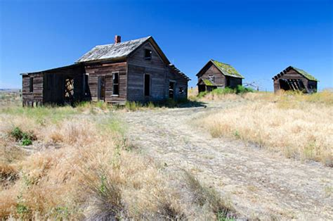 file:old homestead buildings (sherman county, oregon