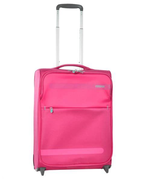 valise cabine american tourister herolite pink en vente au