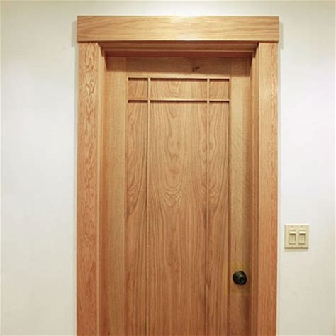 interior wood trim styles 13 door design and installation tips fine homebuilding